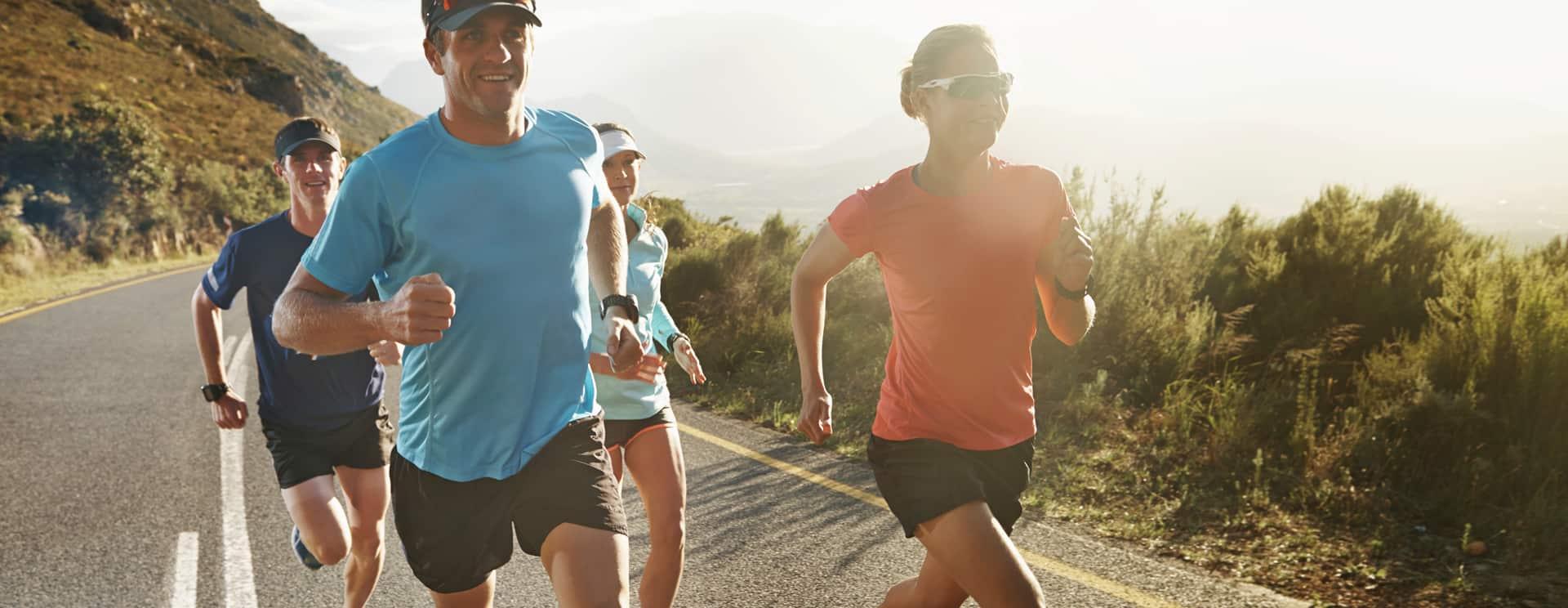 כושר לפני מרתון - מועדון כושר הולמס פלייס
