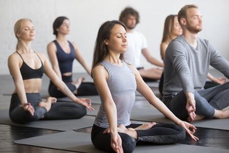 שיעורי יוגה - המקום להירגע ולנשום